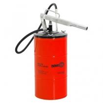 Bomba Manual para Graxa 14 Kg com Compactador - NOVE 54