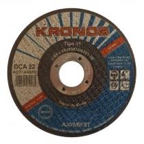Disco de Corte 2 Tela DCA 22 7 x 1/8 x 7/8 - KRONOS