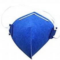 Máscara Respiratória PFF-2 Descartável Sem Válvula - PROSAFETY