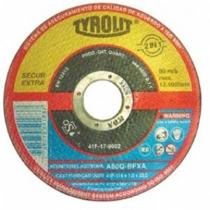 Disco de Corte Fino para Inox Secur 4 1/2
