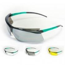 Óculos de Segurança Wind Lente Fume - CARBOGRAFITE