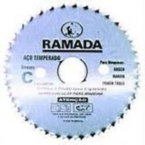 Disco Serra Circular 4.3/8 Pol. x 72 Dentes - RAMADA