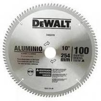 Disco Serra Circular 10 Pol. x 100 Dentes -  DEWALT