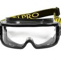 Óculos de Segurança com Ampla Visão Steelpro Lente Incolor - EVEREST