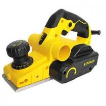 Plaina Elétrica 750 watts - STANLEY Profundidade de corte até 2mm