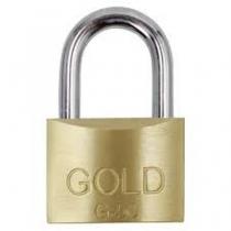 Cadeado G-50mm - GOLD