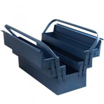 Caixa de Ferramentas com 5 Gavetas Azul Ref.550 - MARCON
