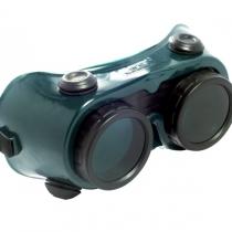 Óculos com Visor Fixo Redondo CG 250 - CARBOGRAFITE