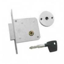 Fechadura Lockwell Tetra 911/2 40mm Simples Inox