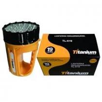Lanterna Modelo TL-X19 - TITANIUM