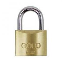 Cadeado G-40mm - GOLD