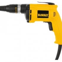 Parafusadeira Drywall  DW255 Velocidade Variável e Reversível 540W / 220V - DEWALT