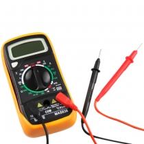 Multimetro Digital C/Sensor de Temperatura 9KD MAS838L - EDA