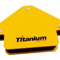 Esquadro Magnético Carga para 25lbs (12 KG) - TITANIUM