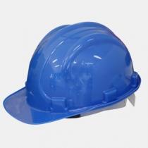 Capacete de Segurança Azul - PROSAFETY