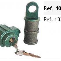 Cadeado de Porta de Aço Tetra F102 - BRASILIA
